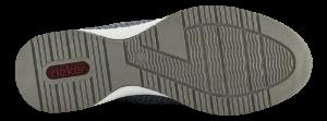 Rieker Damesko Blå N4374-14