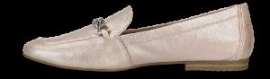 Tamaris dameloafer rosa 1-1-24214
