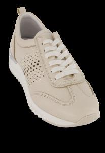 Caprice Damesko med snøre Hvit 9-9-23500-26