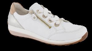 Ara damesneaker hvid 1234587