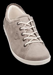 ECCO damesneaker grå 206503 SOFT 2.0