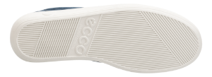 ECCO damesneaker blå 206503 SOFT 2.0