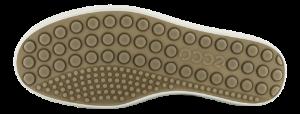 ECCO Damesko med snøre Sølv 43000352593  SOFT 7 W