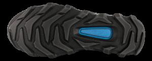 ECCO Damesko med snøre Sort 82019351052  MX W
