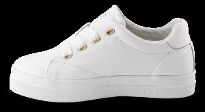 Gant Damesko med snøre Hvid 22531537