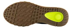 ECCO Damesko med snøre Blå 83530301303  EXOSTRIDE