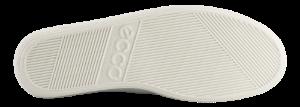 ECCO Damesko med snøre Hvit 20650301007  SOFT 2.0