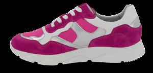 B&CO damesneaker fuchsia