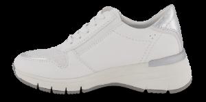 B&CO damesneaker hvit