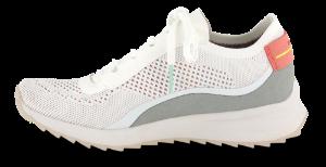 Tamaris damesneaker hvit 1-1-23725-24