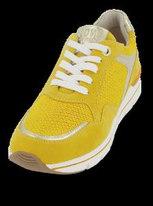 Marco Tozzi damesneaker gul 2-2-23716-24
