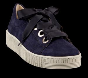 Gabor damesneaker blå 43330
