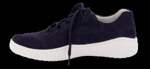 Gabor damesneaker blå 43380