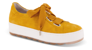 Gabor damesneaker gul 6535