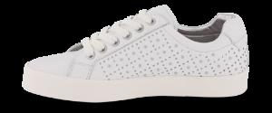 Caprice damesneaker hvit 9-9-23202-24