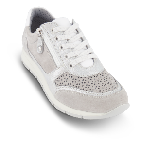 Nordic Softness dame-sneaker grå