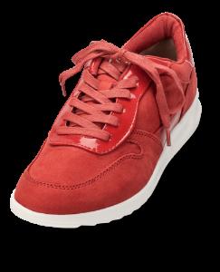 Tamaris sneaker rød 1-1-23625-22