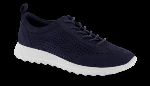 ECCO damesneaker navy 292343 FLEXURE R