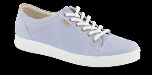 ECCO damesneaker lyseblå 430003 SOFT 7 W