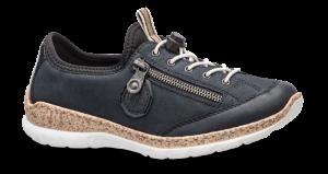 Rieker dame-sneaker blå N4263-14