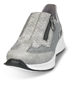 Rieker damesneaker grå N5653-40