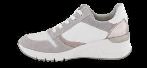 Tamaris damesneaker hvit 1-1-23702-24