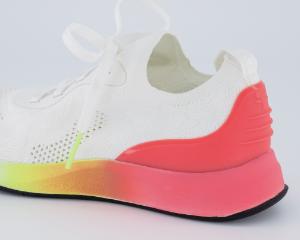 Tamaris damesneaker hvit 1-1-23705-24