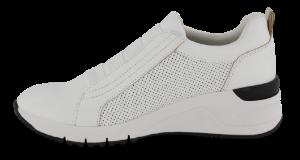 Tamaris sneaker hvit 1-1-24715-34