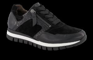 Gabor sneaker sort 5643867
