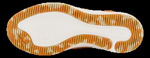 Tamaris Damesko med snøre Orange 1-1-23732-25