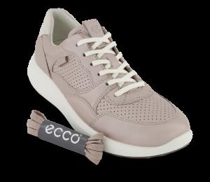 ECCO Damesko med snøre Grå 46061352050  SOFT 7 RU