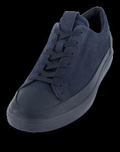 ECCO Damesko med snøre Blå 47016350769  SOFT 7 W