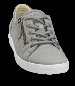 ECCO damesneaker lys grå 430853 SOFT 7 LA