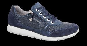 Nordic Softness damesneaker blå