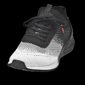 Tamaris damesneaker sort/hvid 1-1-23714