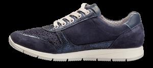 Nordic Softness dame-sneaker blå