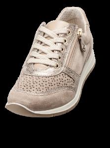 Nordic Softness dame-sneaker beige