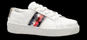 Tommy Hilfiger sneaker hvid  FW0FW03704