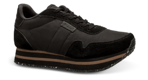 Woden Wonder dame-sneaker sort WL1750