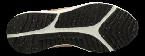 Woden Wonder dame-sneaker sennepsgul WL8450