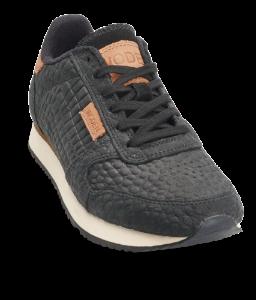 Woden damesneaker sort WL048-020