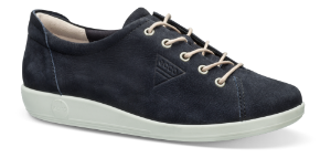 ECCO damesneaker marineblå 206503 SOFT 2.0