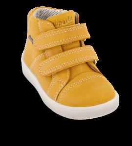 Superfit babystøvel gul 600423