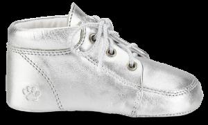 Skofus Babystøvle Sølv
