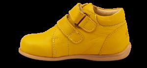 Skofus babystøvel gul
