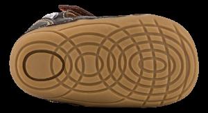 Skofus krabbesko sandal brun 3211100230