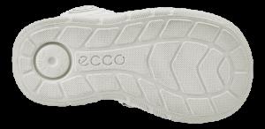 ECCO Babystøvle hvid 754021  FIRST