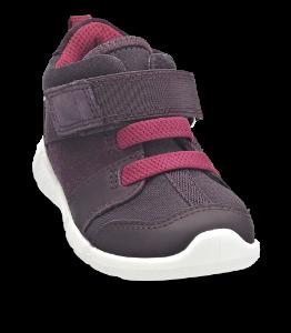 ECCO babystøvlett lilla/pink 754561 INTRINSIC