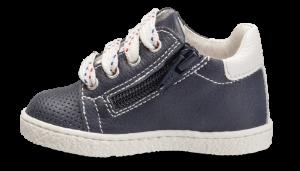 Skofus babystøvle blå