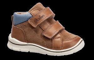 Skofus babystøvle brun